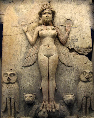 story lilith christians removed myths creating bible women examples Lilith