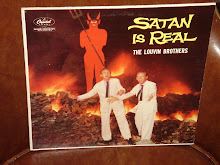 Satan is Real lp
