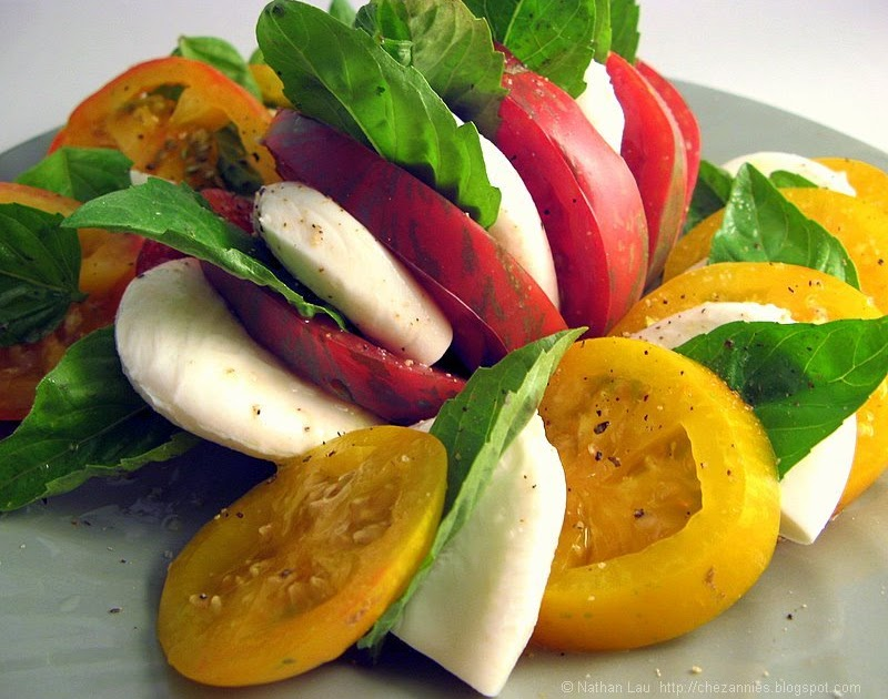 15 Heirloom Tomato Caprese Salad for $5 | House of Annie