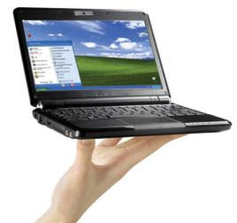 small netbook
