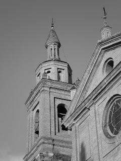 Torre de la Colegiata del Santo Sepulcro de Calatayud
