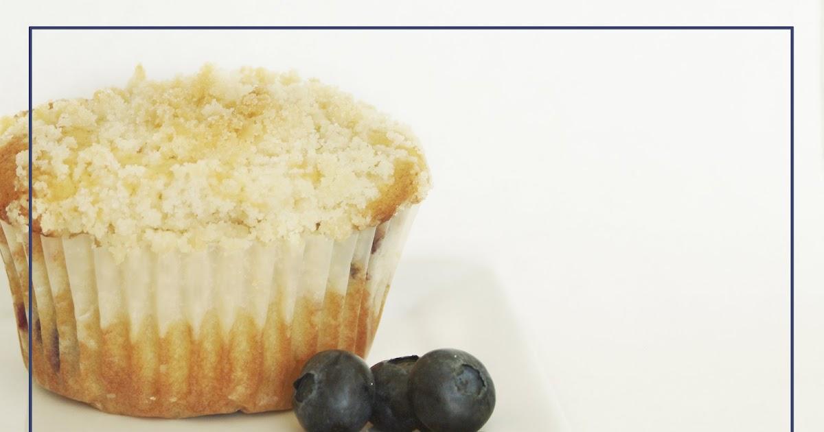 Nan S Recipe Spot Blueberry Coffee Cake Muffins