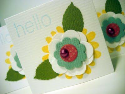[flower+mini+cards]