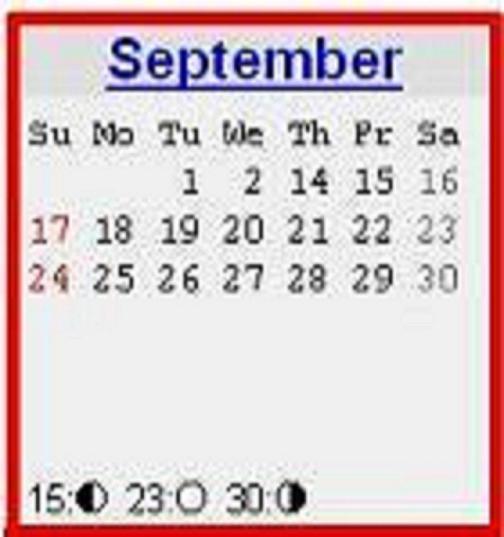 504 x 537 jpeg 31kB, Sept 1752 Calendar | Search Results | Calendar ...