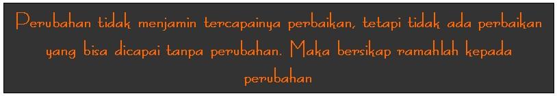 mario teguh wrote: