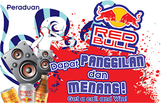 Red Bull 'Get a Call and Win' Contest
