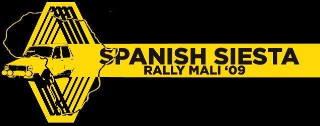 Spanish Siesta - Rally a Mali 2009