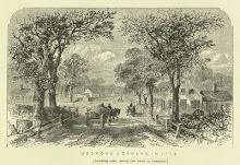 Bedford Corners 1776