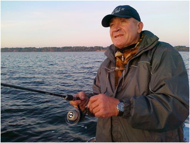 отчет окуневая рыбалка
