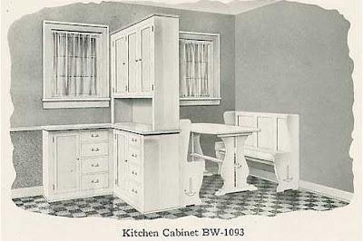 Oakview Cottage 1920 Craftsman Kitchens