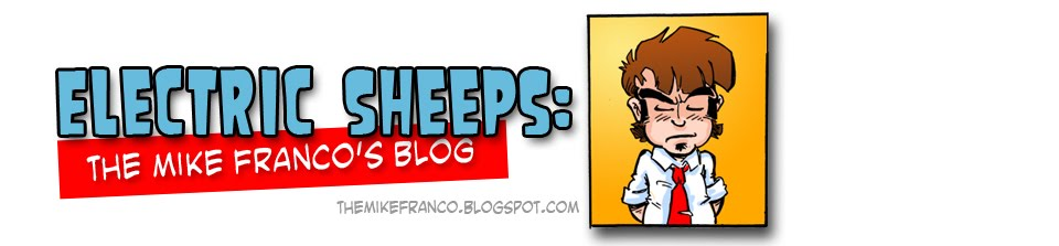 Electric Sheeps: Mike Franco's Blog