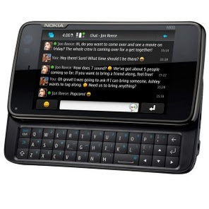 Nokia N900 Launched