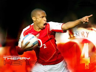 Thierry Henry Move Into America