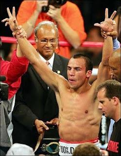 Juan Manuel Marquez Wins