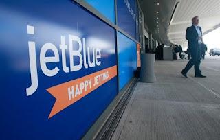 JetBlue Steward