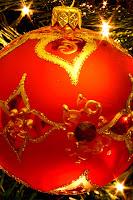 Christmas Ball Ornament IPhone, Christmas IPhone Wallpaper, Christmas Abstract Iphone