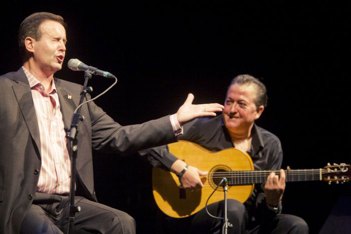 El flamenco en mairena agosto 2010 - Jose antonio gavira ...