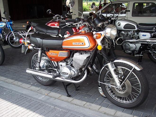 Suzuki GT250L 1974