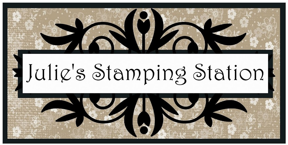 Julie's Stamping Station