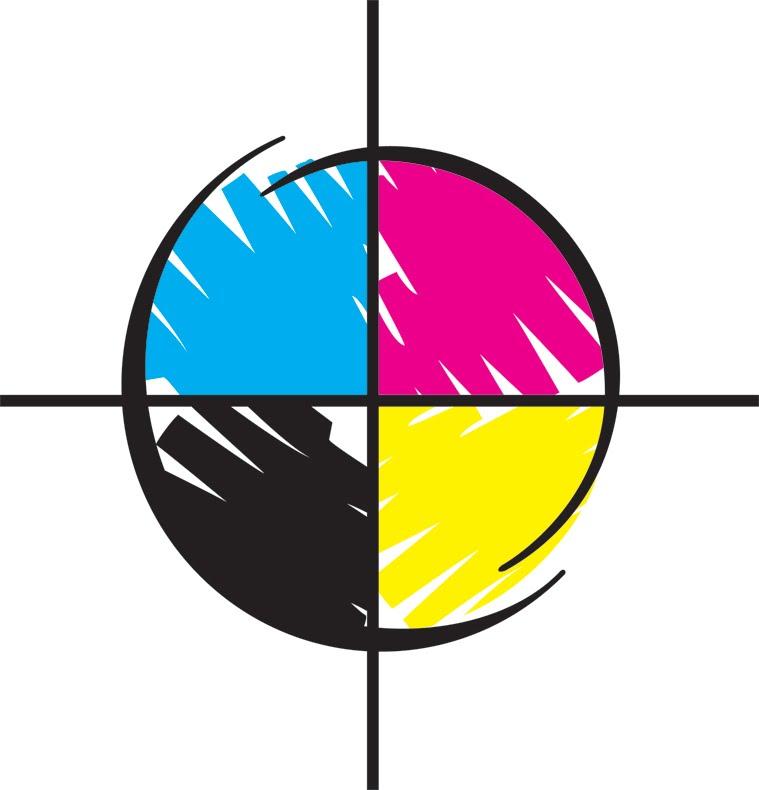 Exploriment Logo Cmyk Registration Mark