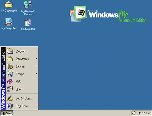 History of Microsoft Windows leaked images