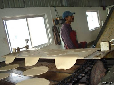 Amazing Chapaati Engineering stills