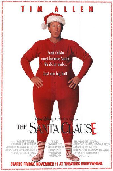 Peliculas Clasicas de Navidad - Santa Clausula