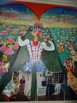 Fragmentos de Art Naif e foto