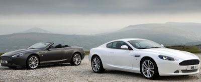 2010 Aston Martin DB9 Concept