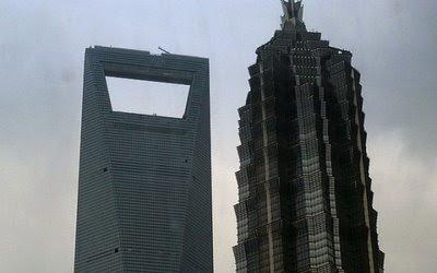 Il Cavatappi di Shanghai