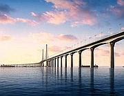 Il ponte più lungo del mondo sarà in Cina