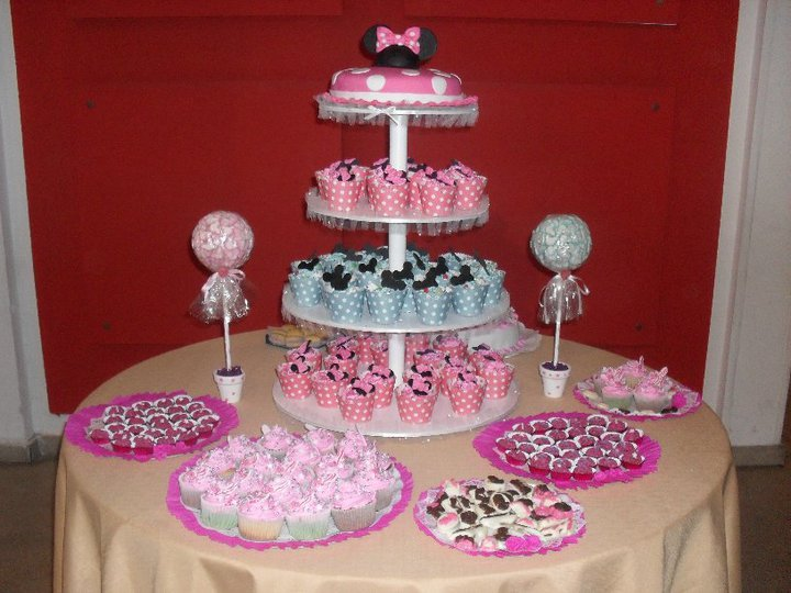 Sweet treats cupcakes mar del plata mesas dulces infantiles for Mesas de dulces infantiles