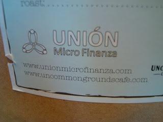 Website information on coffee