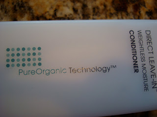 PureOrganic Conditioner Bottle