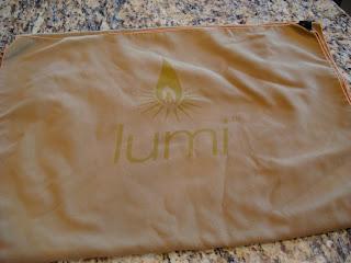 Lumi microfiber towel