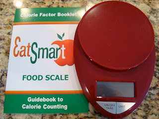Eat Smart Food Scale out of package