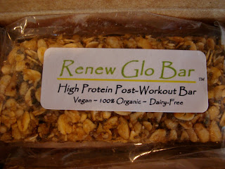 High Protein Post-Workout Glo Bar
