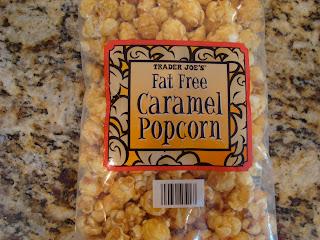Trader Joe's Fat Free Caramel Popcorn