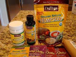 Nutiva Hemp Products