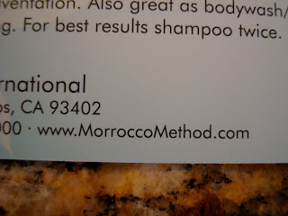 Morrocco Method contact information