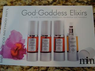 God Goddess Elixirs Pamphlet