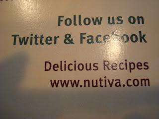 Nutiva website information