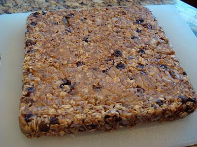 Uncut No-Bake Vegan Peanut Butter Coconut Oil Protein Bars