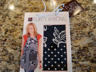 Flirty Apron brand in Box