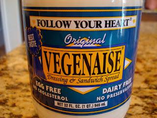 Jar of Vegenaise