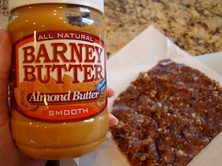 Barney Butter Almond Butter container