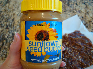 Sunflower Seed Butter container