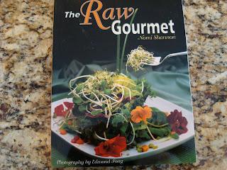 Noni Shannon's The Raw Gourmet Book