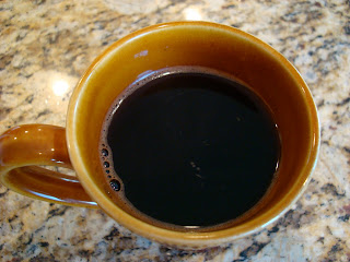 Cup of French Press Coffee