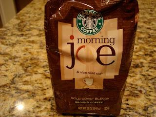 Starbucks Gold Roast Blend Coffee